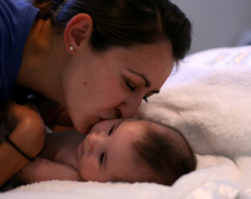 Prenatal massage At Home